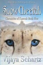 Snow Cheetah by Vijaya Schartz (2014, Paperback)