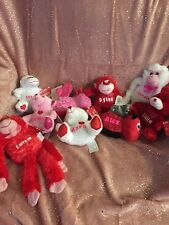 Personalized Valentine Plush