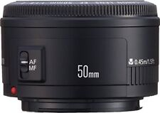 Canon Monofocal Lens Ef50Mm F1.8 Ii Full Size Corresponding