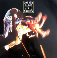 Johnny Clegg & Savuka LP Shadow Man - France (EX/EX+)