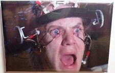 "Clockwork Orange 2"" x 3"" Magnet Refrigerator Locker Kubrick Style 2"