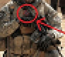 USMC FORCE RECON RANGERS DEATH SNIPER vel©®Ø SSI: SUBDUED Rebel Without a Cause