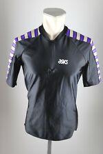 asics lycra vintage cycling Rad Trikot Gr XL BW 51cm Bike cycling jersey AZ6