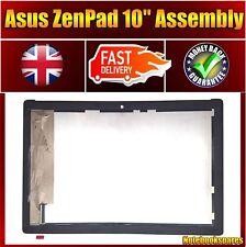 Asus ZenPad 10 Z300M Z300CL Z300CG Z300CNL LCD + Touch Digitizer  Assembly White