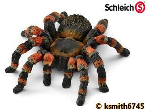 Schleich TARANTULA solid plastic toy pet wild zoo animal bug SPIDER * NEW 💥