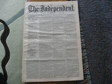 1875 Independent Louisa M. Alcott, Rebecca Harding Davis, Sarah Orne Jewett, ETC