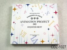 The Idolmaster Cinderella Girls Animation Project 00 Starter Best Music CD Japan