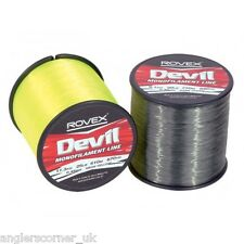 Rovex Devil fibra Línea / Pesca