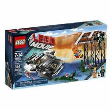 70802 Bad Cop'S Pursuit lego New movie Sealed misb legos set