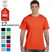 Bella DK GREY HTHR Style # 3091 - Original Label 2XL - Canvas Unisex Jersey Heavyweight 55 oz Crew T-Shirt