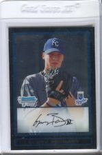 Buddy Baumann Pop-Up List 2009 Bowman Cards Qty Disc 50%-65%