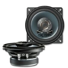Mac Audio 100mm 2-WEGE Lautsprecher Koaxialsystem Koaxe 10cm PAARPREIS