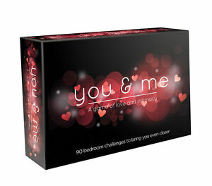 You & Me | You and Me - Romantic, Naughty & Sexy Adult Card Game