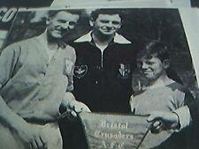 article 1968 football gordon bartlett vikings sports club