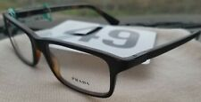 New PRADA VPR 0S6 UBH-1O1 54mm 16 140 Tortoise Men's Eyeglasses Tagged  $320.00