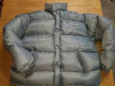 VGUC Polo Sport Ralph Lauren Technical Down Jacket Silver Gray XL