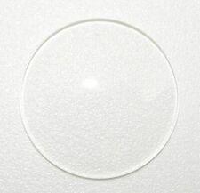 G81012C Verre rond minéral à dôme unique de 1,2mm pour montre Diamètre 20mm-45mm