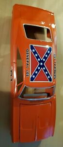 RACING CHAMPIONS 1969 Dodge Charger General Lee Dukes of Hazzard Die Cast 1:24