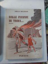 Dalle Fiamme di Troia... (Eneide) - Melissari - Paravia - 1951