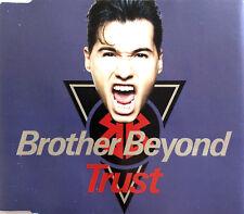 Brother Beyond Maxi CD Trust - UK (EX/EX+)