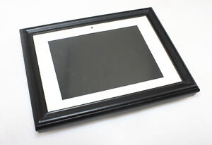 """Insignia - 10.4 LCD Digital Picture Frame 8X6"""" Display"""