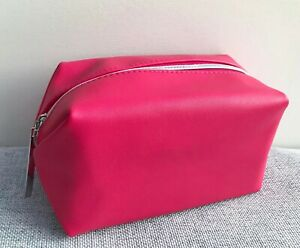 Lancome Pink Makeup Cosmetic Bag / Travel Toiletry Pouch, Brand NEW!