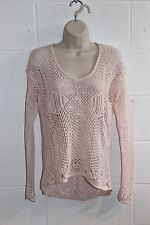 Women's Aeropostale Knit Sweater ~ White Size Small