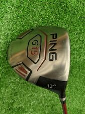 PING G15 Driver 12 Deg, Soft R - - Right Handed - Rare 12 Higher Launch