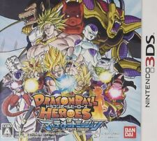 Dragon Ball Heroes: Ultimate Mission (Nintendo 3DS, 2013) - Japanese Version