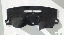 2008-2012 Chevrolet Malibu dash cover dashboard cover pad dash mat   black