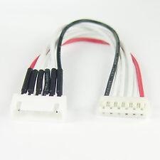 5S JST - XH female auf EH Kokam male Balancerkabel Adapterkabel Verlängerung Neu