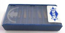10 Wendeplatten für Reibahlen EK150R6W mit EK Anschnitt von Mapal Neu OVP H14989