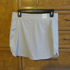 Women's Adidas golf skort/skirt size 8 Beige brand new NWT $65