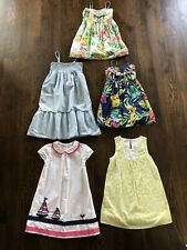 Girls Size 5/5T Lot Dresses