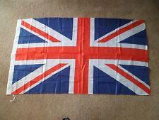 "Great Britain Flag 60""x34"" Poll Sleeve Good Size Fun Decoration New"