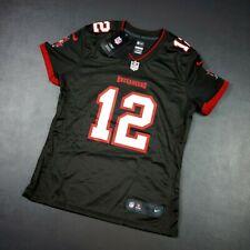 100% Authentic Tom Brady Buccaneers Nike On Field Jersey Size M Women