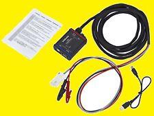WEBASTO Zuheizer Stand Riscaldamento diagnosi PC USB Windows con cablaggio