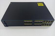 [Lot of 10] Cisco WS-C2960G-24TC-L 2960G 24 10/100/1000 Ports + 4 SFP ports