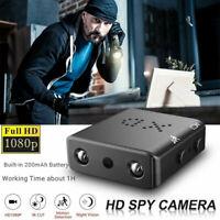 Full HD 1080P Mini Hidden Spy Camera Night Vision Motion Detect Security DVR Cam