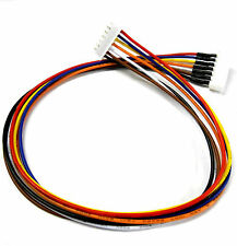 C1101-6-24-30 RC JST-XH Male to JST-XH Female 24AWG 6S Extension Wire 30cm