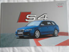 Audi S4 Avant brochure Sep 2007