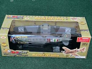 Ultimate Soldier 1:32 AIRPLANE WWII GERMAN Macchi C.205 Veltro Limited Edition