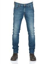Lee Herren Jeans Luke Slim Tapered Fit - Blau - Chelsea Aged