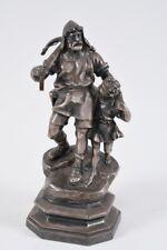 k15t55- WMF Figur versilbert, Wilhelm Tell
