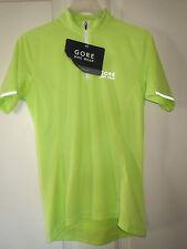 NWT Gore Bike Wear Contest II Lady Cycling Jersey Shirt Women's Green XS EU 34