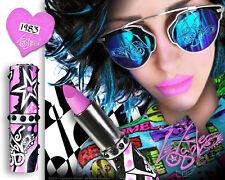 Lex Gable Cosmetix Matte PASTEL PINK Lipstick :: Shade: '1983'