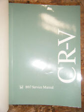 1998 HONDA TRUCK CR-V ORIGINAL FACTORY SERVICE MANUAL HARD BOUND LIBRARY EDITION