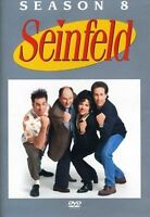 SEINFELD - SEASON 8 NEW DVD