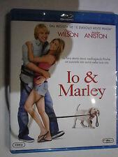 IO & MARLEY FILM IN BLU-RAY NUOVO DA NEGOZIO ANCORA INCELLOFANATO PREZZO AFFARE!
