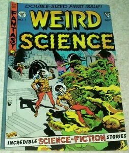 Weird Science 1, NM- (9.2) 1990 Gladstone!